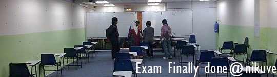 examination done